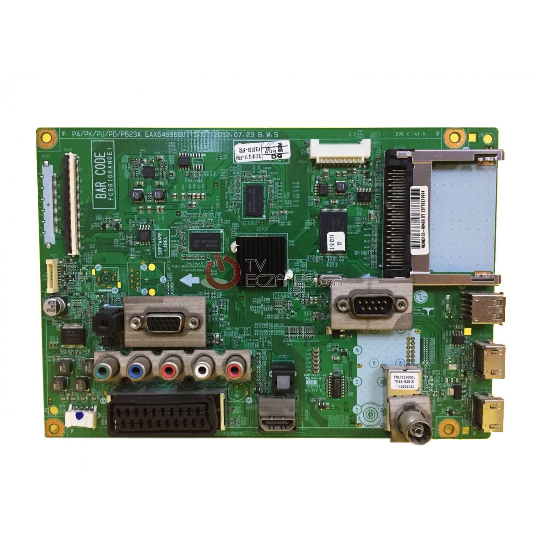 EAX64696607 ,EBT62219914, 42PA4500, LG, MAIN BOARD, ANA KART
