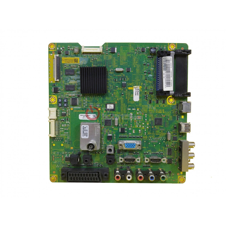 BN94-03257K, BN41-01361B, SAMSUNG PS50C450B1W, MAIN BOARD, ANA KART