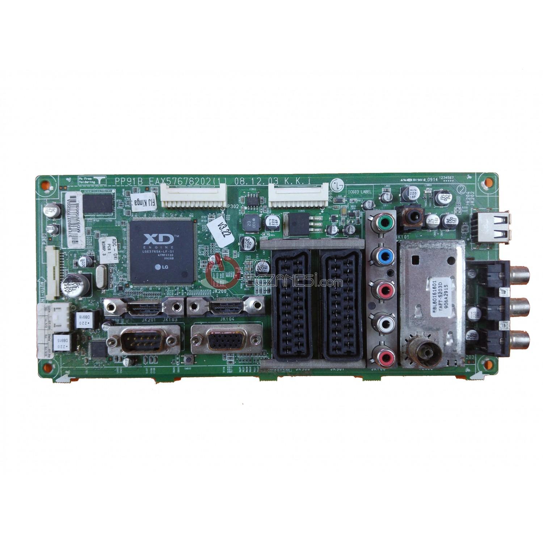 EAX57678202 (1), EBR60319302, EBT60319002, LG 42PQ200R, 50PQ200R, MAIN BOARD, ANA KART