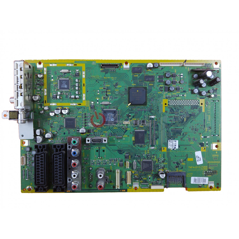 TNPA4310 1 DG, TXNDG1LBTE, MD-42GH10E1N, TXFUA01HNTE, Panasonic TH-42PV7F, TH-50PV7F, MAIN BOARD, ANA KART