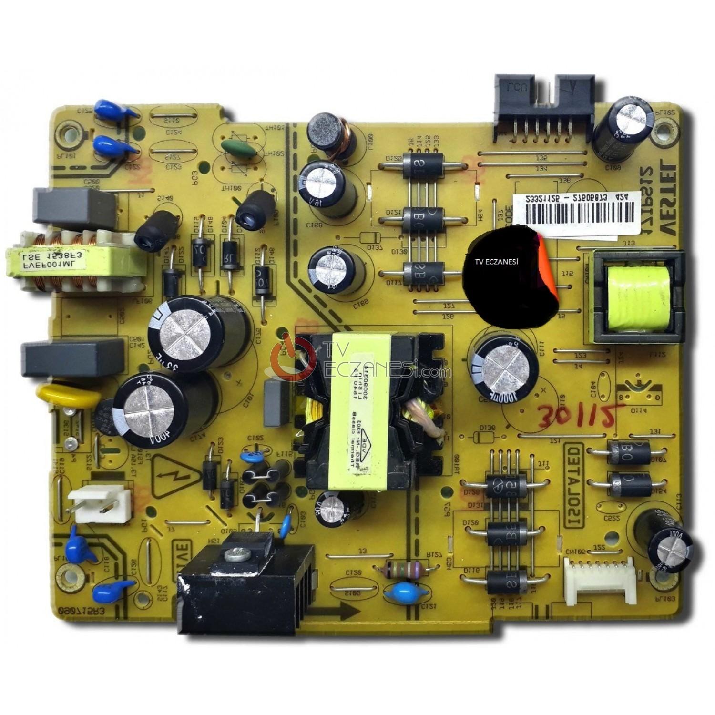 17IPS12 , 231115R3 , 2332119, 27883327, VESTEL POWER BOARD