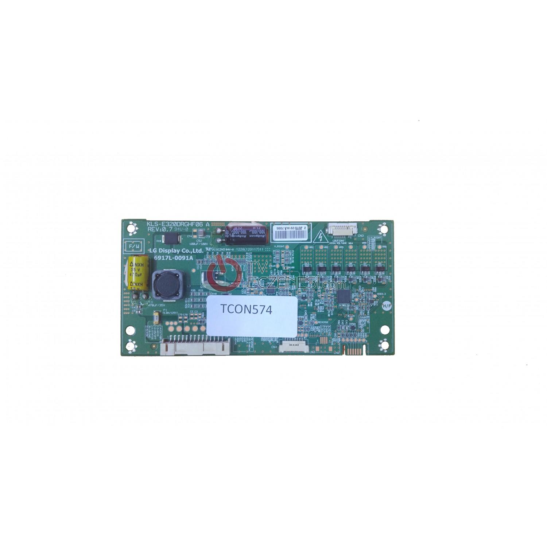 6917L-0091A , KLS-E320DRGHF06 A , LG 32LM660S Led Driver Board, TCON