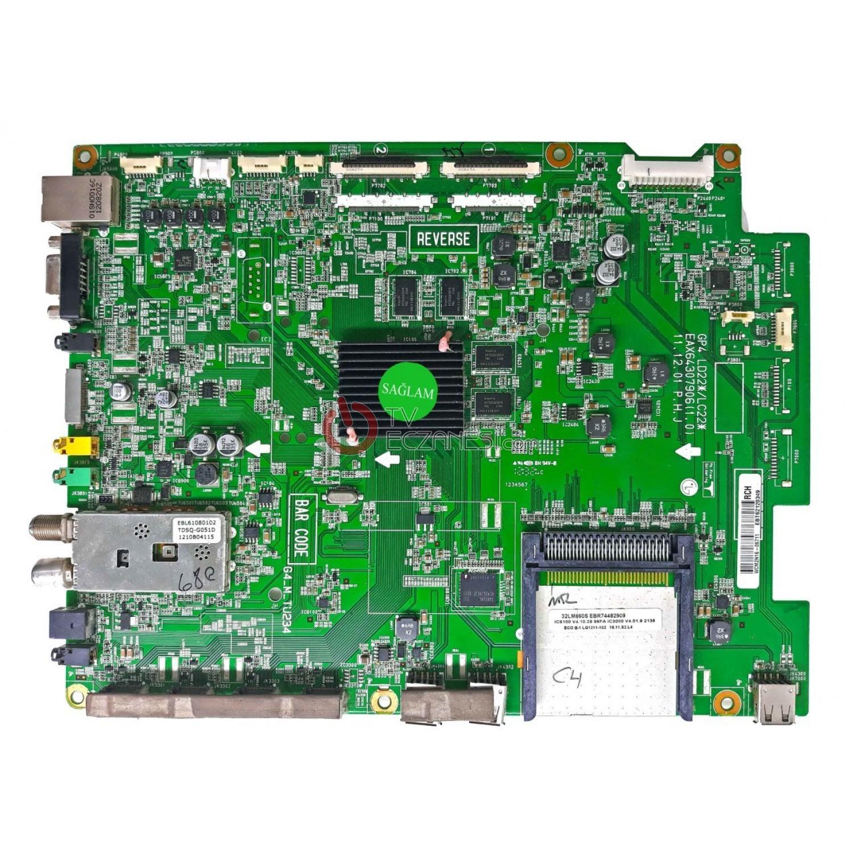 EAX64307906(1.0) , EBT62120349 , EBR74482909 , 32LM660S , LG MAİN BOARD