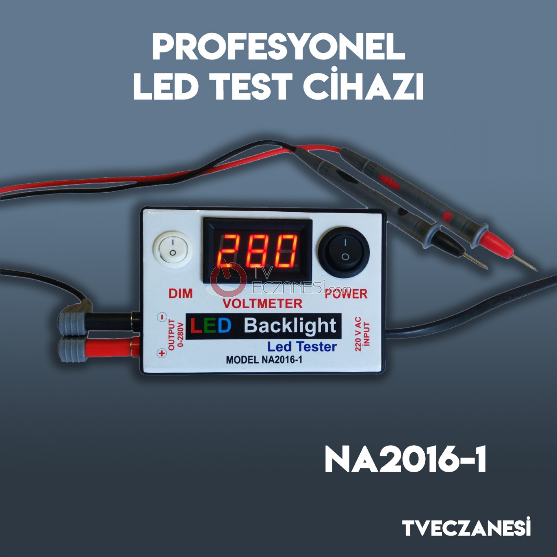 Led TV Backlight Test Cihazı (NA2016-1)