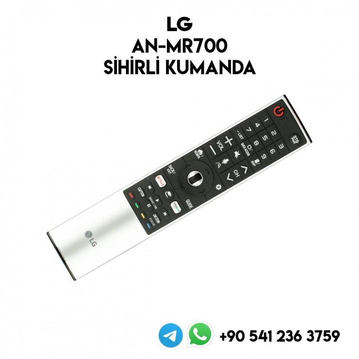 LG, AN-MR700, Sihirli Kumanda, ORİJİNAL SIFIR ÜRÜN
